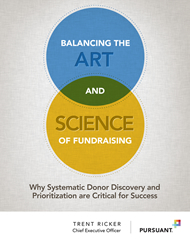 Balancing the Art and Science of Fundraising