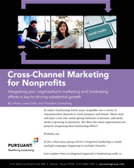 Cross-Channel Marketing For Nonprofits
