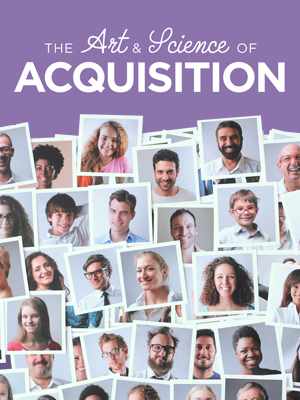 Art & Science of Acquisition
