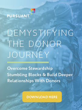 Demystifying the Donor Journey