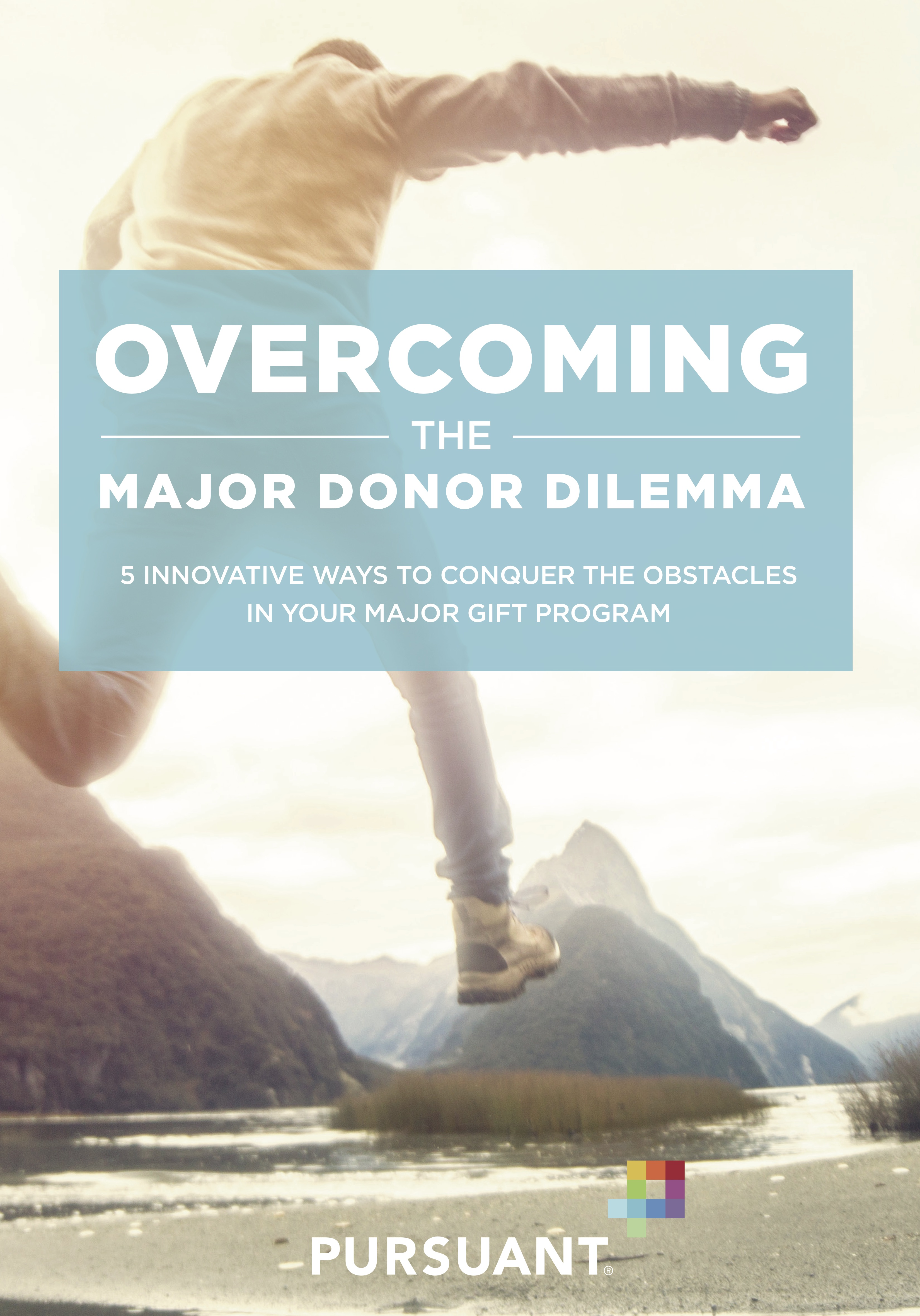Overcoming the Major Donor Dilemma