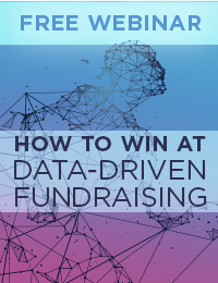 How to win at data-driven fundraising